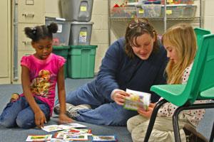 Reading in Kindergarten