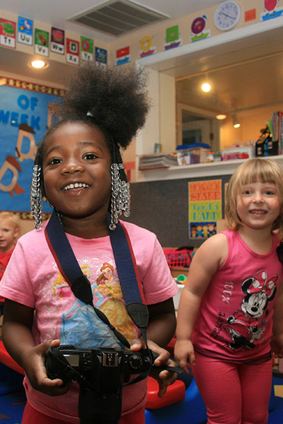 Pre-K care at Wee Care CDC